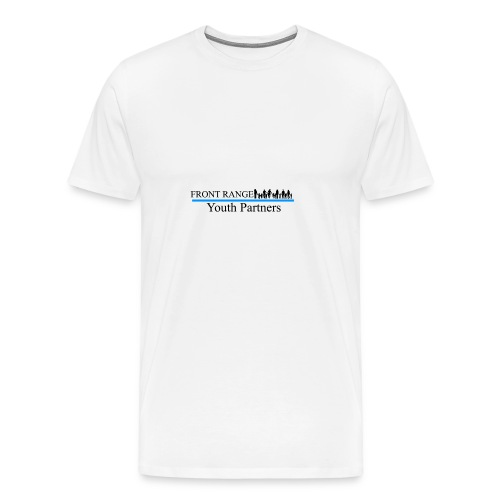 Front Range Youth Partners LOGO - Men's Premium T-Shirt