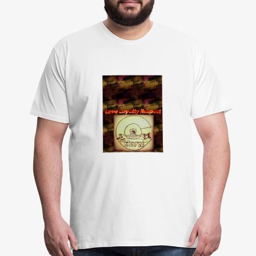 Love Loyalty Respect - Men's Premium T-Shirt