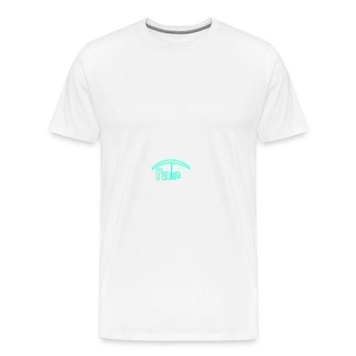 Rainy neon Tshirt - Men's Premium T-Shirt