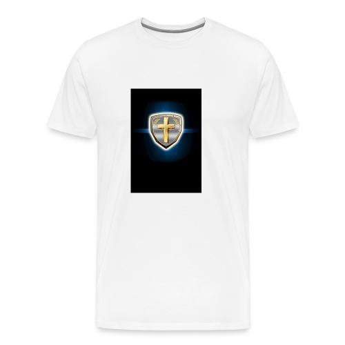 Shield 2 - Men's Premium T-Shirt