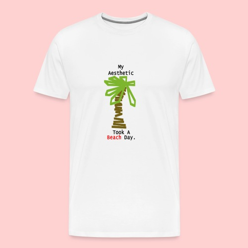 Aesthetic's Day Out - Men's Premium T-Shirt