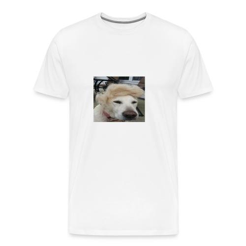 hell yeah dude - Men's Premium T-Shirt