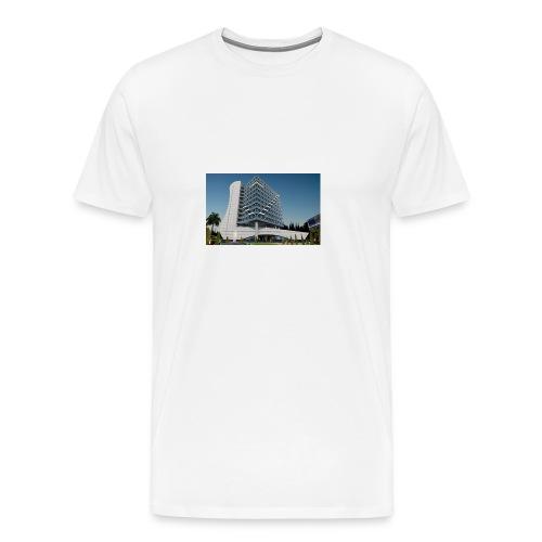EDIFICIO ARQUITECTONICO - Men's Premium T-Shirt