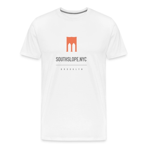 SouthSlope Brooklyn Bridge - Men's Premium T-Shirt