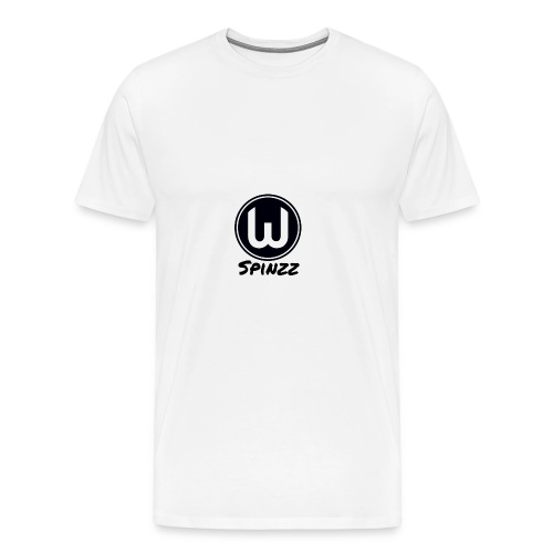 Spinzz Logo - Men's Premium T-Shirt