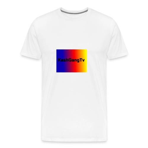 KashSquad - Men's Premium T-Shirt
