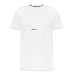 highlight real merchandise - Men's Premium T-Shirt