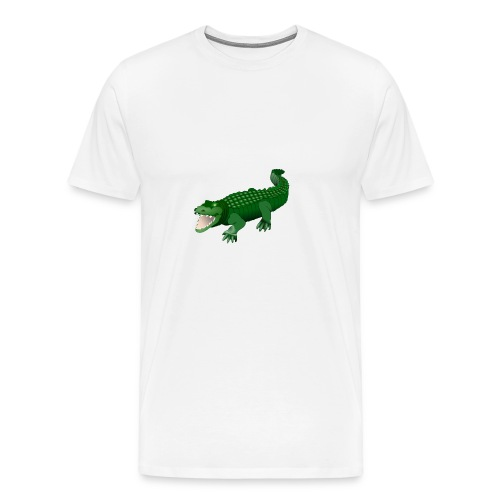 Krokodil - Men's Premium T-Shirt