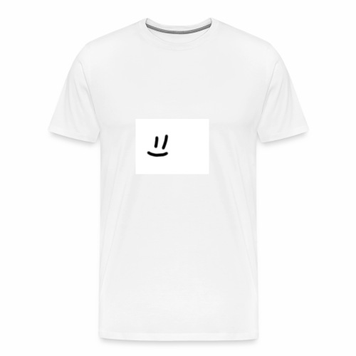 Happyface merch - Men's Premium T-Shirt