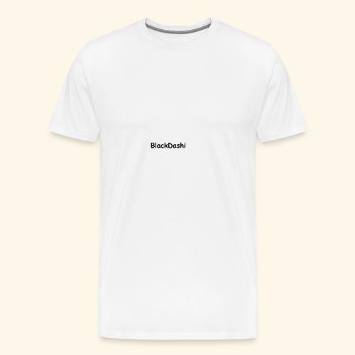 all white - Men's Premium T-Shirt