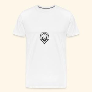 Lion Feel good - Men's Premium T-Shirt