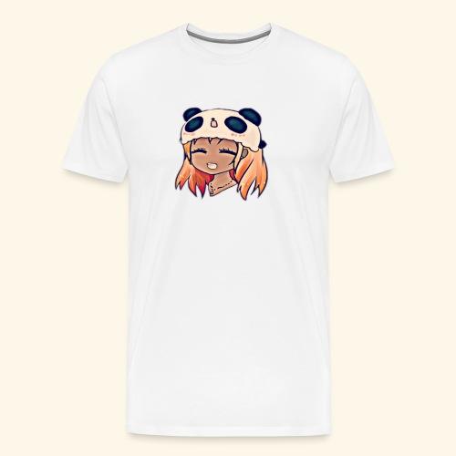 Zoe Candies Logo - Men's Premium T-Shirt