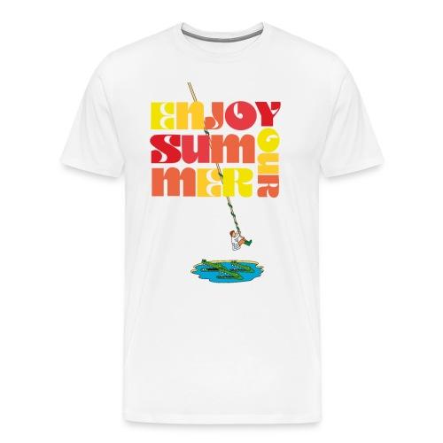 Enjoy Your Summer - Men's Premium T-Shirt