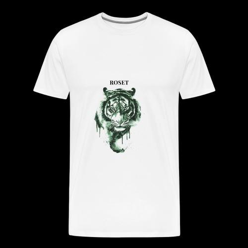 Roset Green Lion - Men's Premium T-Shirt