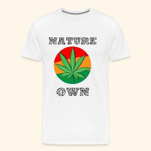 Nature Own - Men's Premium T-Shirt