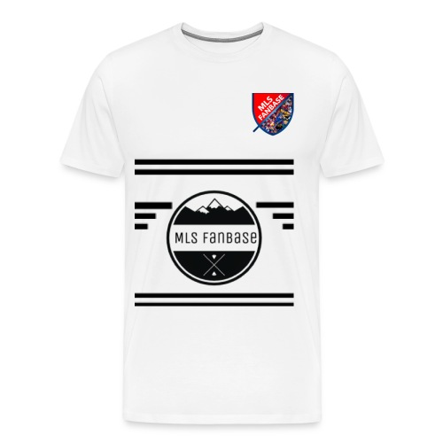 MLS Fanbase 2.0 - Men's Premium T-Shirt