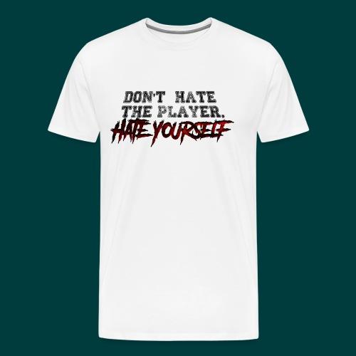 DHTPHY (WHT) - Men's Premium T-Shirt