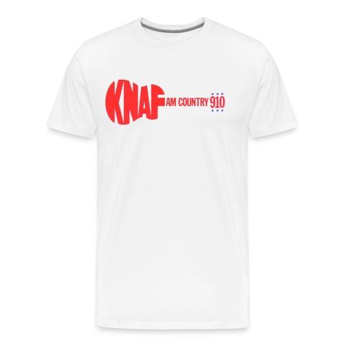 KNAF Logo T-shirt - Men's Premium T-Shirt