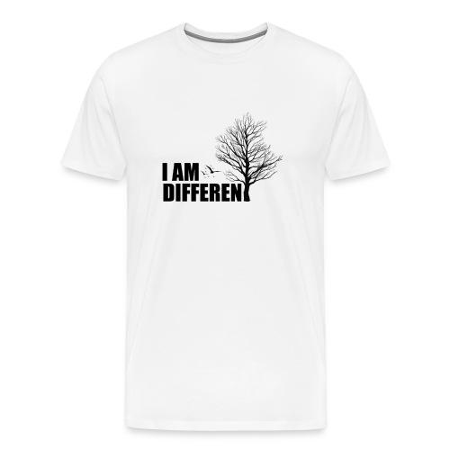 I am Different - Men's Premium T-Shirt