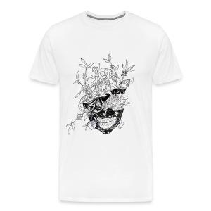 ••Kaneki Flower Mask•• - Men's Premium T-Shirt