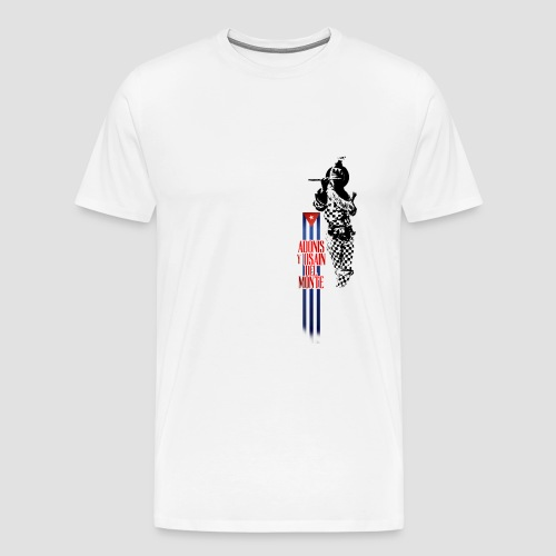 Ireme - Osain del Monte - Men's Premium T-Shirt