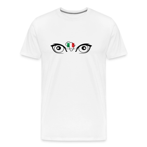 blatalian eyes - Men's Premium T-Shirt