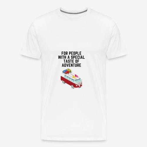 volkswagengraveyard designs - Men's Premium T-Shirt