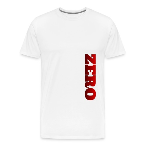 RED/BLACK LOGO - Men's Premium T-Shirt