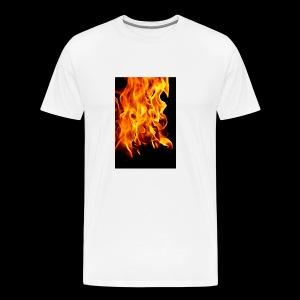 IMG f1r3 - Men's Premium T-Shirt
