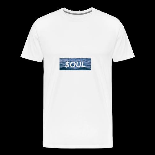 FLOW IDK - Men's Premium T-Shirt