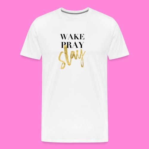 Slay - Men's Premium T-Shirt