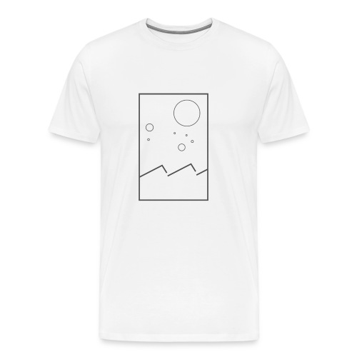 Simple Joliek Design - Men's Premium T-Shirt