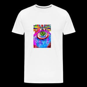Fountain of Perception - Men's Premium T-Shirt