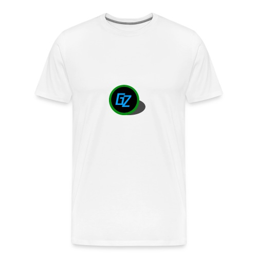 GZ Logo - Men's Premium T-Shirt