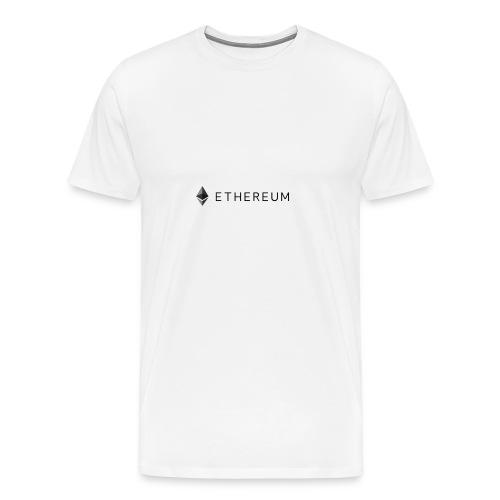 Ethereum - Men's Premium T-Shirt