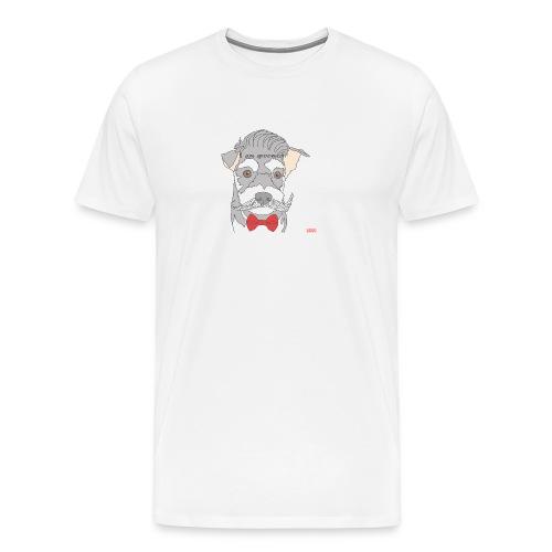 I am groomed - Men's Premium T-Shirt