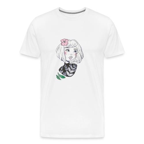 Floral Daydream - Men's Premium T-Shirt