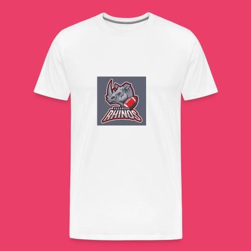 Long horn - Men's Premium T-Shirt