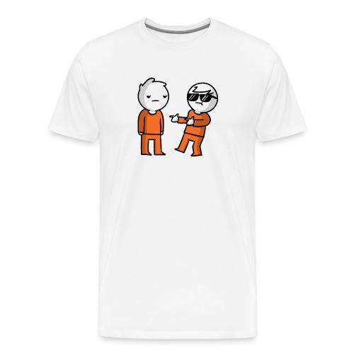 Badass Tee - Men's Premium T-Shirt