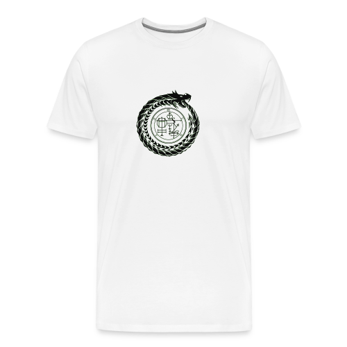 DOBX Logo Simple - Men's Premium T-Shirt