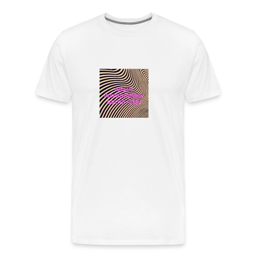 insert hypnosis here - Men's Premium T-Shirt
