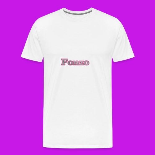 New Fonzo Merch - Men's Premium T-Shirt
