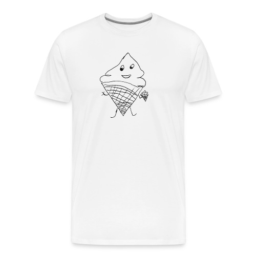 Cone Buds - Men's Premium T-Shirt