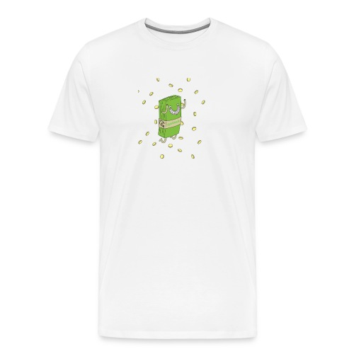 Happy Money - Men's Premium T-Shirt