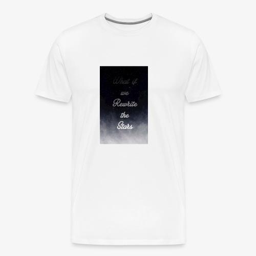 rewrite the stars - Men's Premium T-Shirt