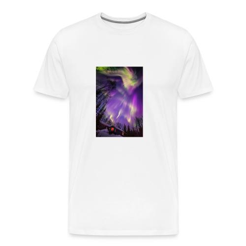 f11cabcdf69d4e06a9cbe0ee9fb895dbnorthern lights - Men's Premium T-Shirt