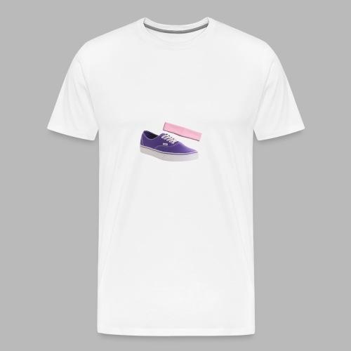 purple vans headbands - Men's Premium T-Shirt