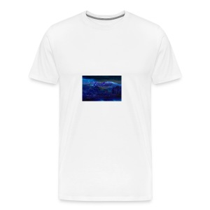 LapisCraft Large Logo - Men's Premium T-Shirt