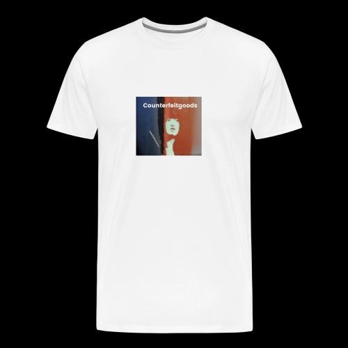 Cg samurai lady - Men's Premium T-Shirt