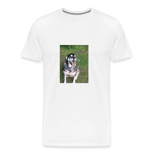 Happy Dog - Men's Premium T-Shirt